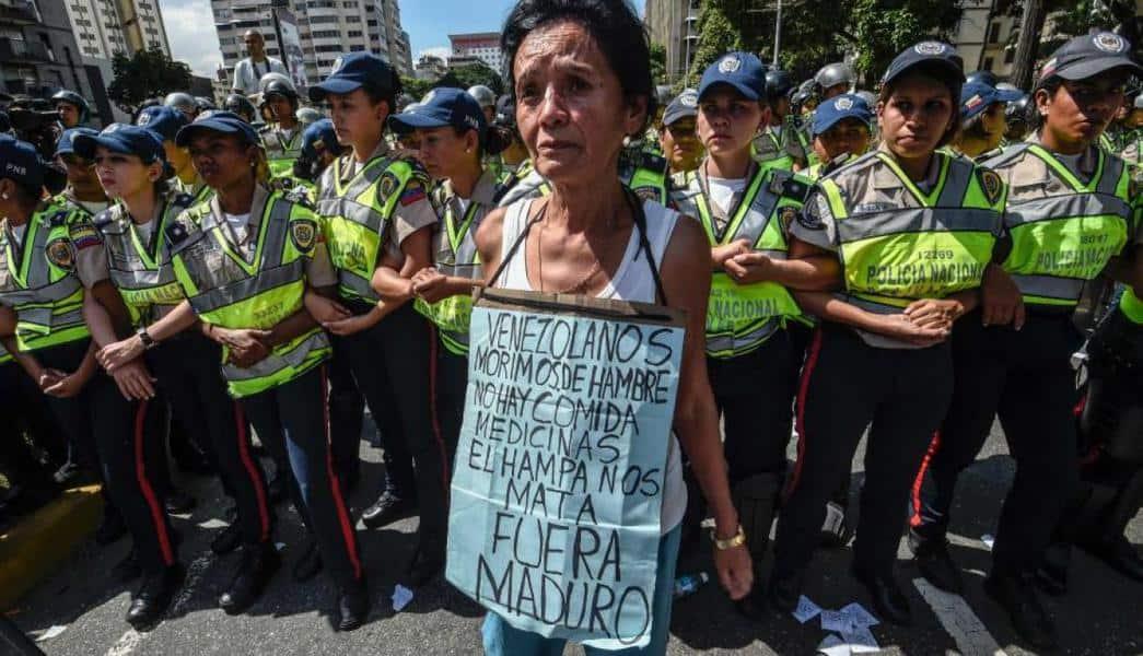 Matan a Venezuela, hambre, falta de empleo y violencia