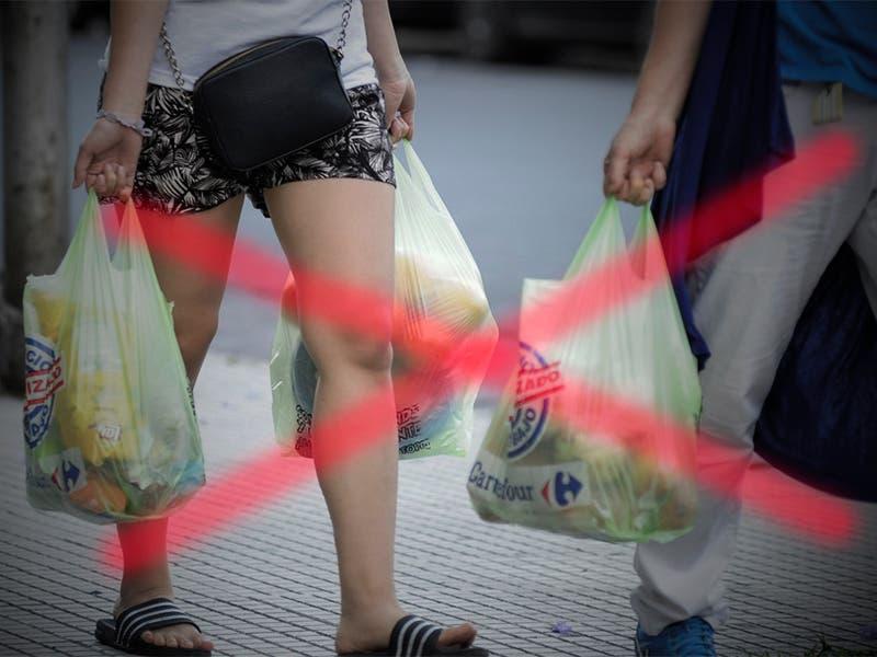 """¡Adiós a las bolsas de plástico en el """"Super""""! será prohibida su venta y distribución"""