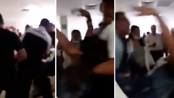 VÍDEO: Mujer convulsiona en el hospital por falta de atención