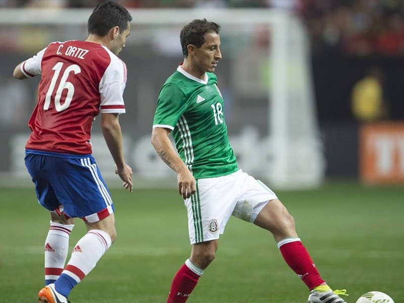 Previa: México enfrenta a Paraguay en Fecha FIFA 2019