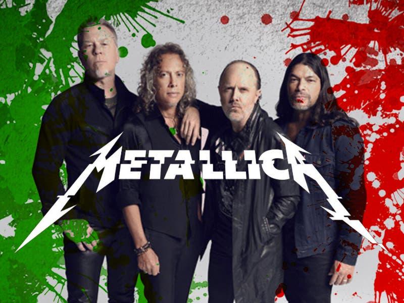 Metallica vendrá a México con su gira
