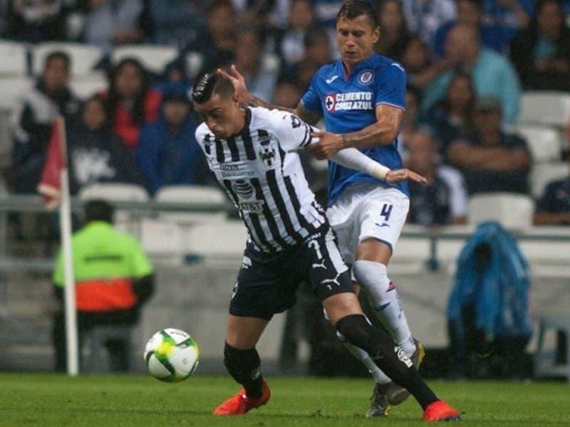 Liga MX: Monterrey y Cruz Azul empatan en Jornada 12 Clausura 2019