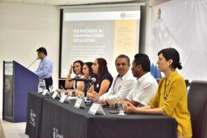 Quintana Roo en marcha del Observatorio Educativo