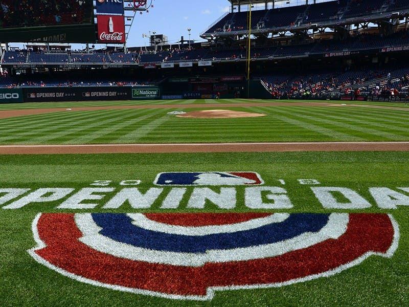 MLB: Todos los horarios del Opening Day