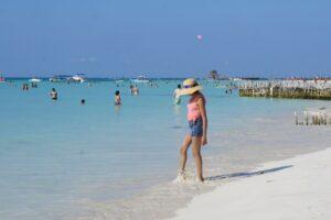 La Playa Norte de Isla Mujeres es una de las mejores a nivel mundial.