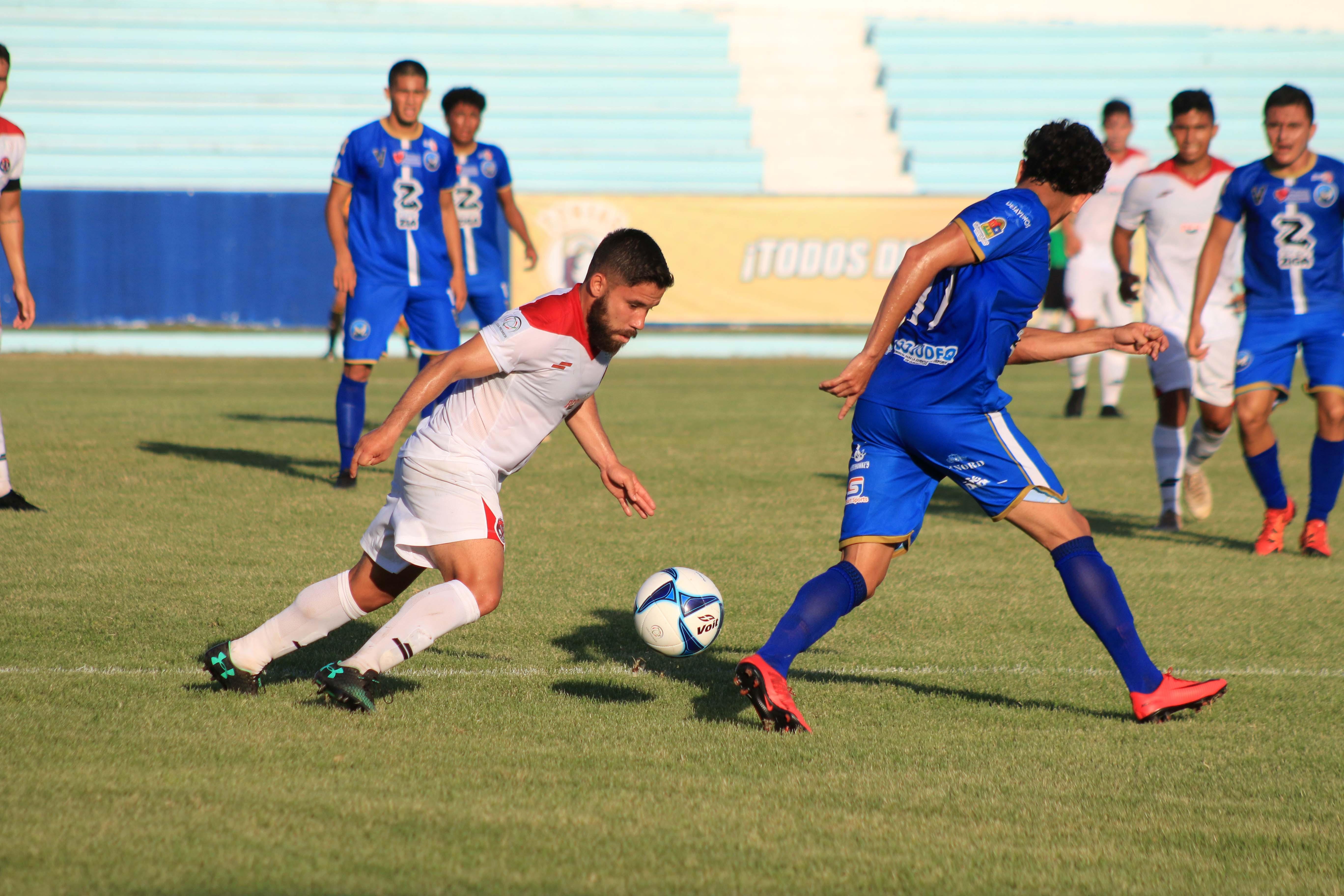 Liga Premier: Yalmakán y Pioneros empatan en la Jornada 24