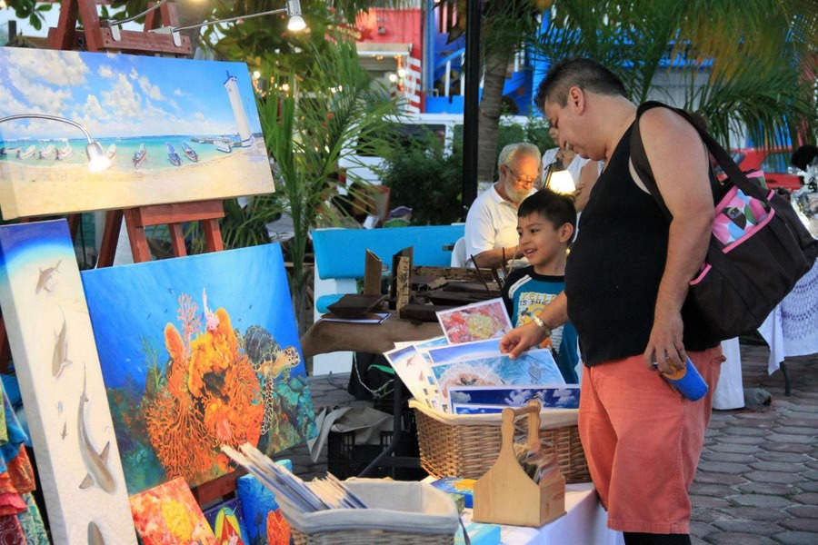 Fortalecen la promoción de la cultura y las artes en Puerto Morelos