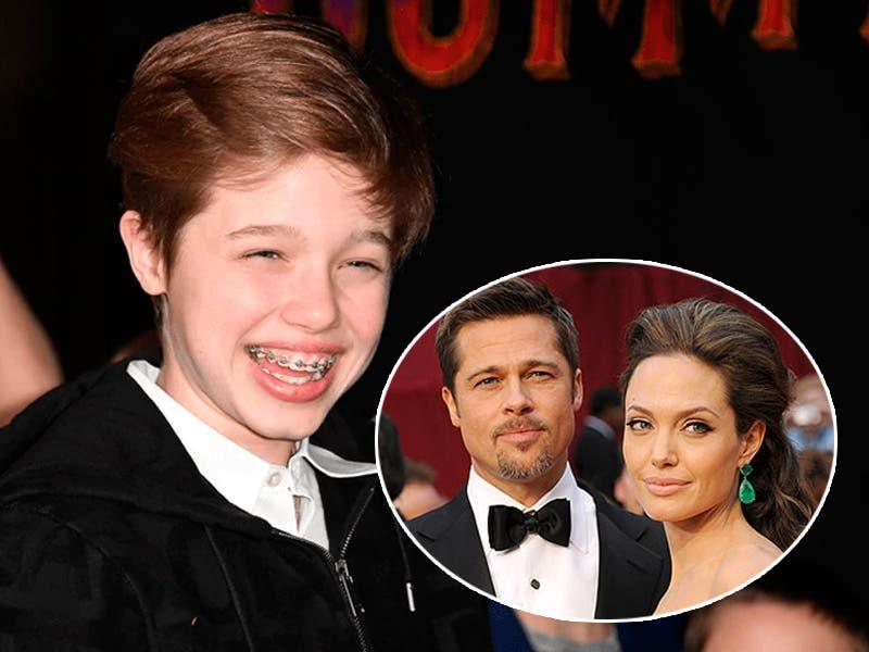 Shiloh la hija de Angelina Jolie y Brad Pitt ¿Cambió de sexo?