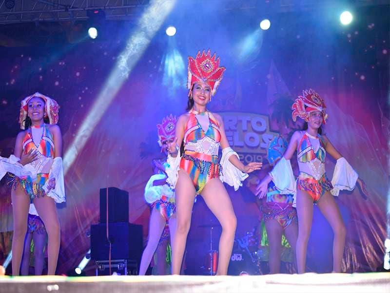Promueve gobierno de Laura Fernández el Carnaval de Leona Vicario
