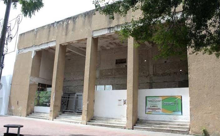 Impulsan Impulsan proyecto para rescatar emblemático edificio en Chetumal proyecto para el rescate del teatro Manuel Ávila Camacho