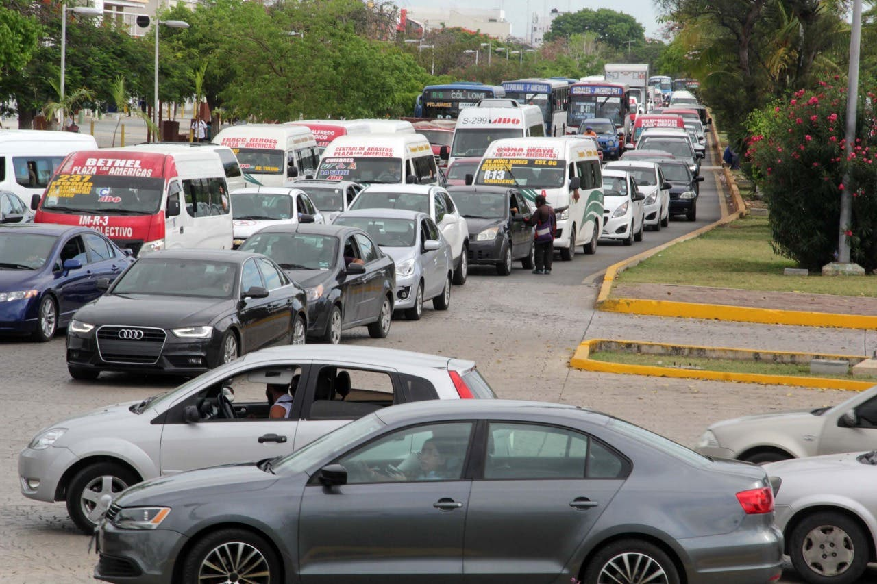 Regresa Uber a Cancún