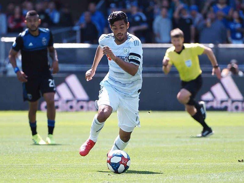 MLS: Carlos Vela habla de su primer hat-trick con LAFC