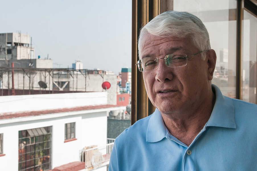 Muere periodista y diputado de Morena, Virgilio Caballero