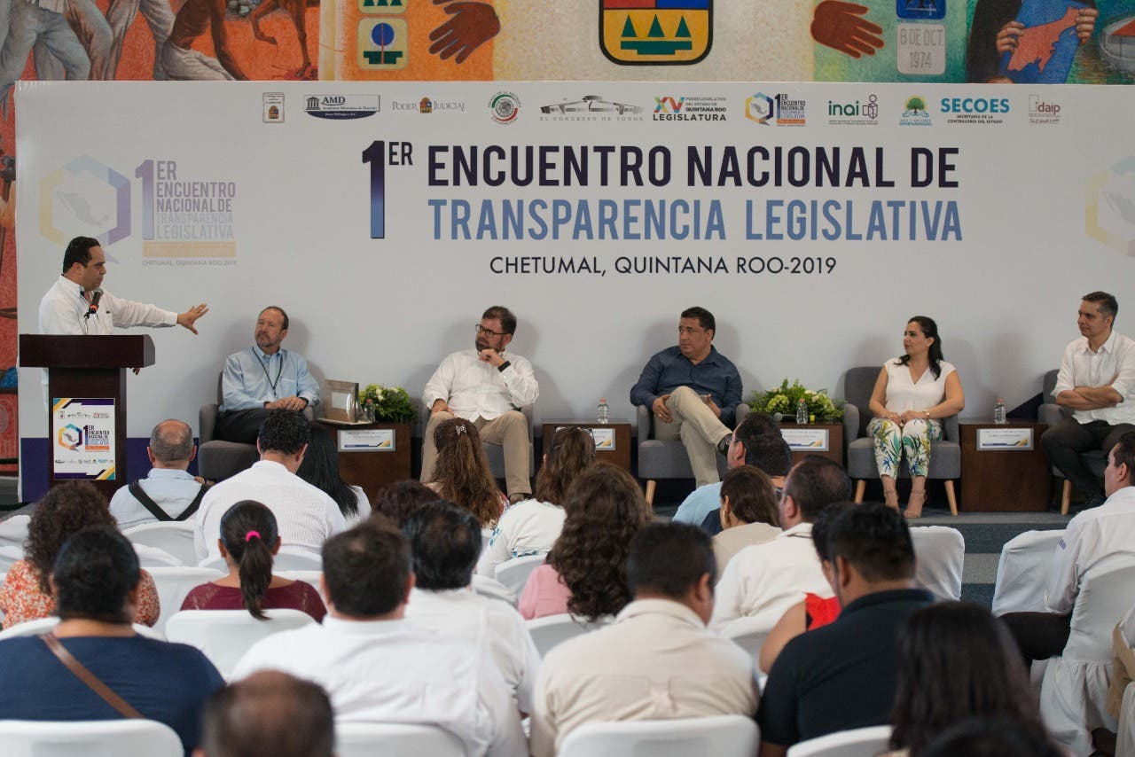 Congreso de transparencia legislativa