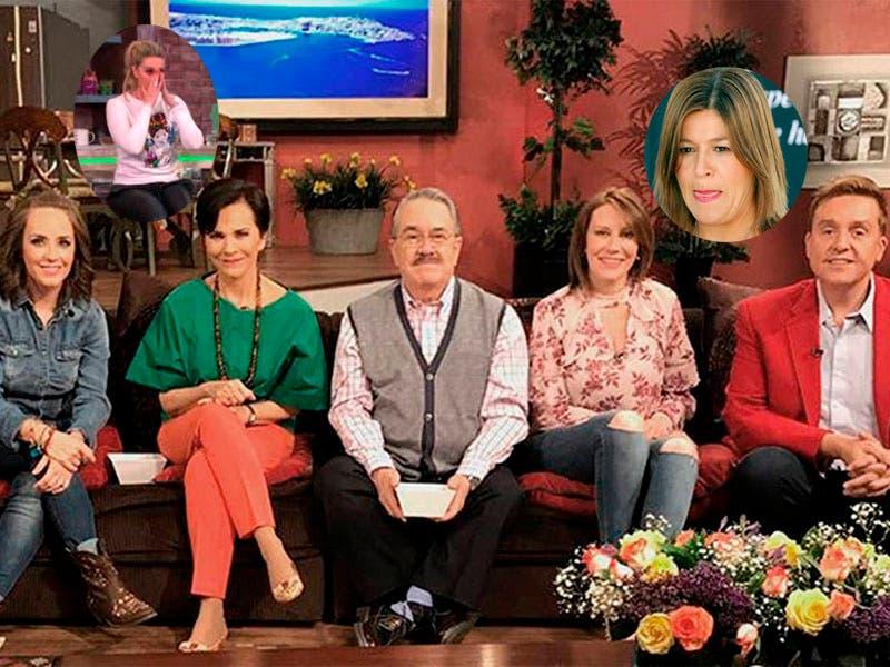 Vídeo: Atala Sarmiento llora en programa en vivo Intrusos de Televisa, Martha Figueroa dice parece secta Ventaneando de Pati Chapoy