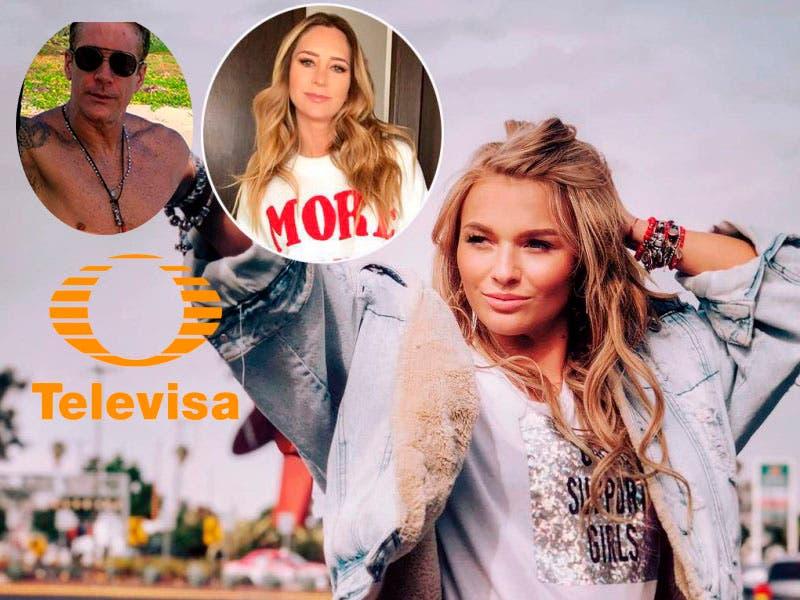 Vídeo: Irina Baeva desmiente conversación por Whatsapp con Fernando Carrillo y no hubo regaño de Televisa sobre el pleito con Geraldine Bazán