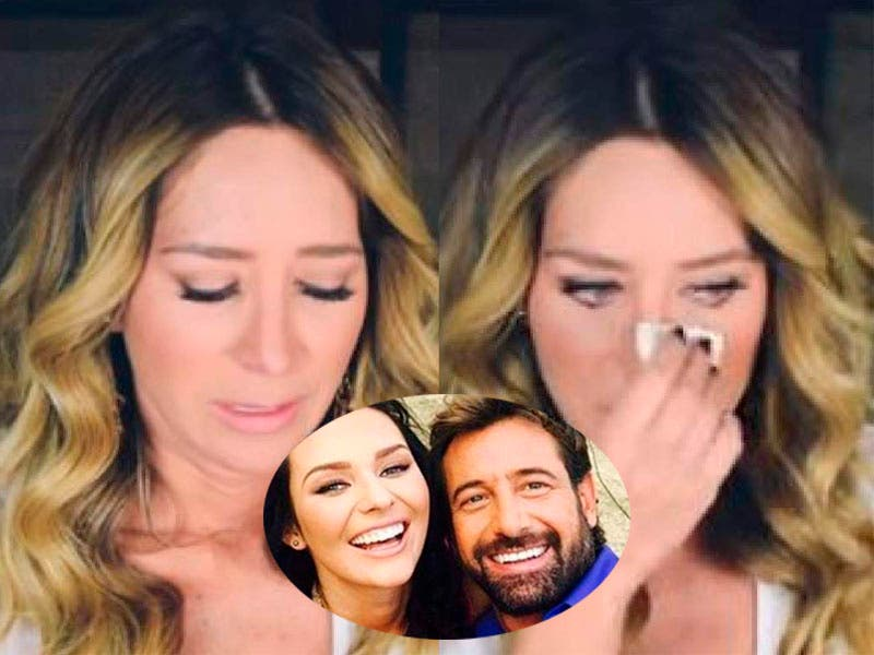 "Vídeo: Geraldine Bazán: ""No he recibido personalmente disculpas de Gabriel Soto e Irina Baeva"""