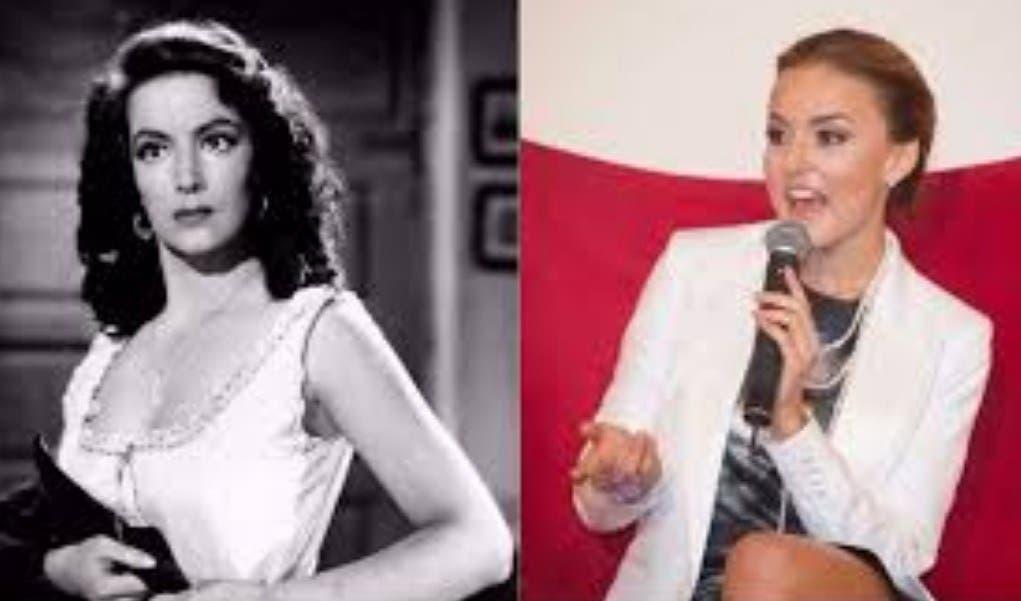 Angelique Boyer sería María Felix en la nueva bioserie de Televisa
