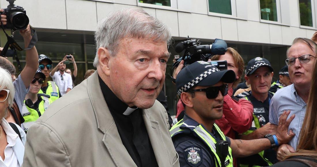 Pobre sentencia contra Cardenal pederasta: seis años de prisión