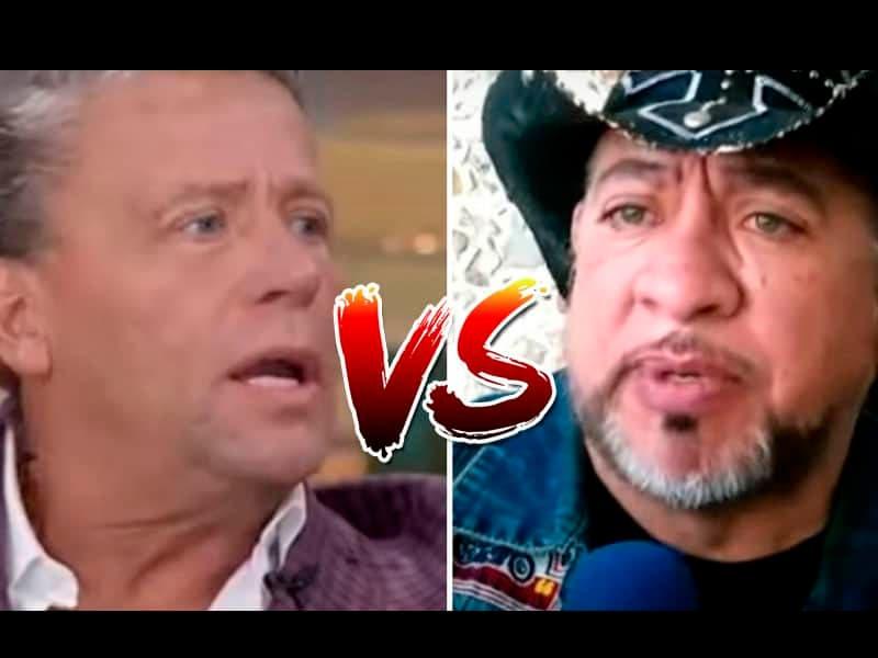 Vídeo: ¡Hay tiro, hay tiro! ¿Quién gana Carlos Trejo o Alfredo Adame?