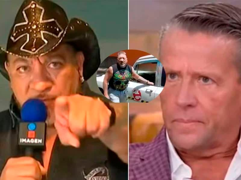 "Vídeo: Carlos Trejo, ""No le saques, no te rajes"", a Alfredo Adame"