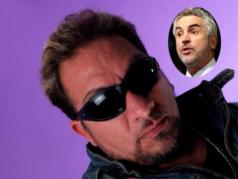 """Cazafantasmas, Carlos Trejo quiere copiarle a Alfonso Cuarón al usar actores no famosos en """"Cañitas"""""""
