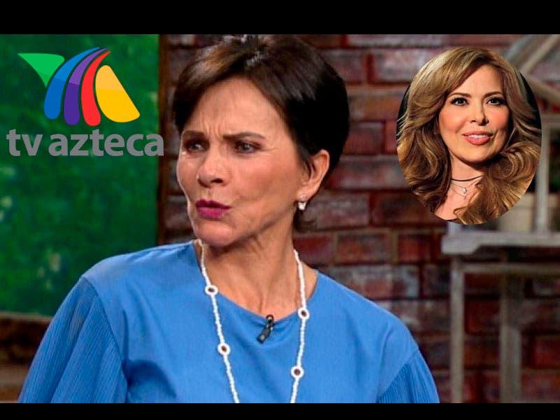 Vídeo: Pati Chapoy se iría de TV Azteca por demanda de Gloria Trevi