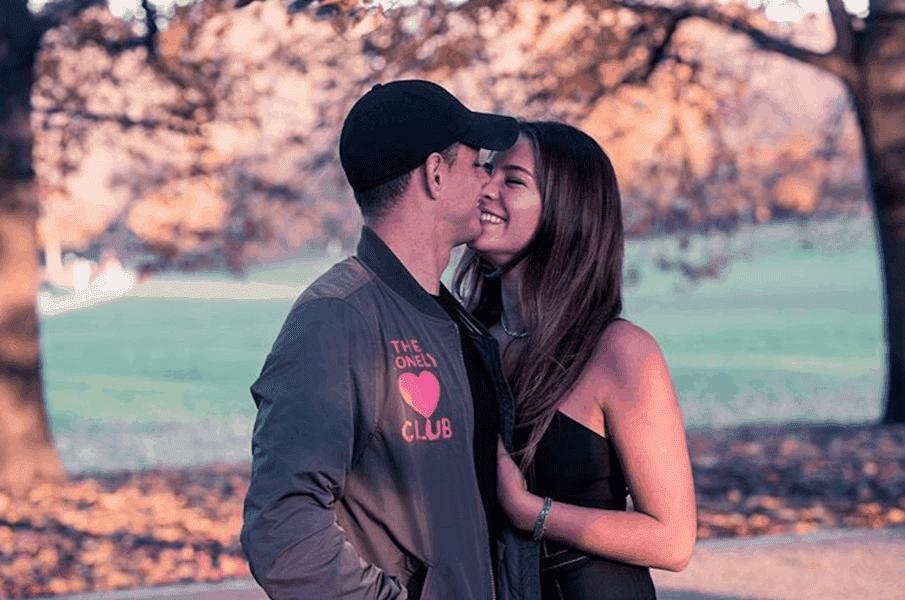 El ´Chicharito´ confirma que se casó con Saráh Kohan