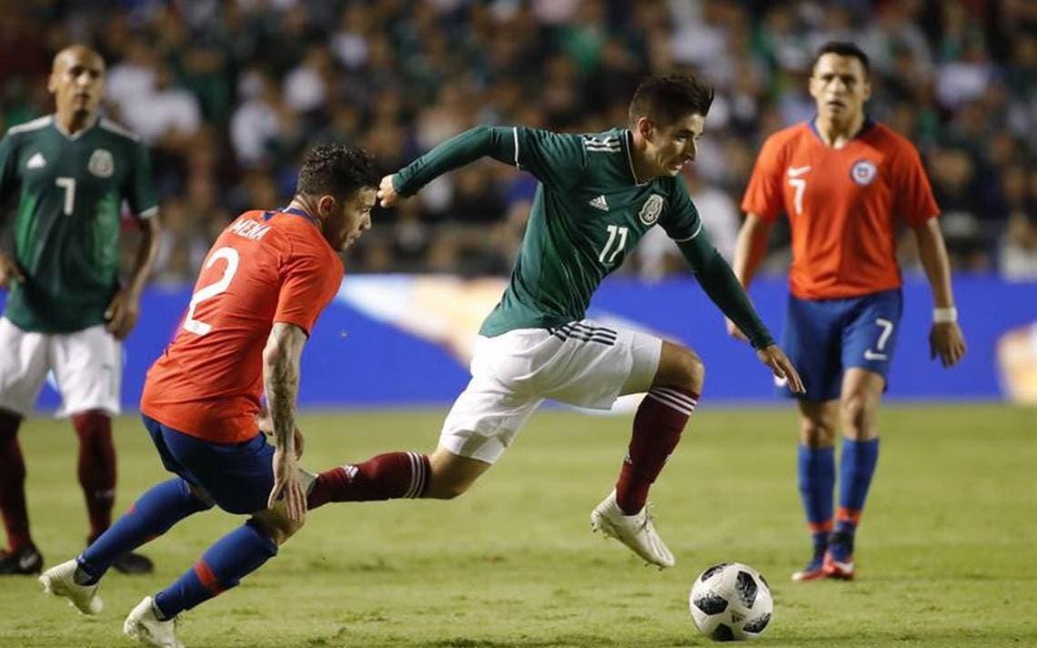 Nico Castillo encabeza convocatoria de Chile para enfrentar a México