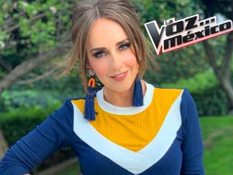 """""""La Choco"""" sera la conductora de La Voz en Tv Azteca"""