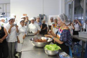 Universidad Tecnológica de Cancún imparte taller de Corea