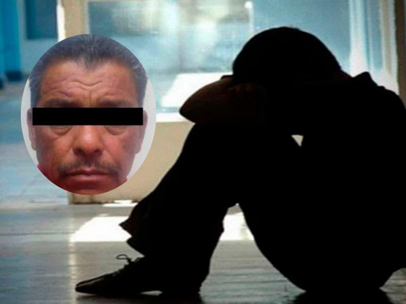 Conserje le dictan prisión preventiva tras violar a niño de 5 años en un Kinder