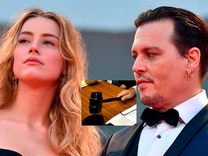 Johnny Depp demanda por difamación a su ex esposa Amber Heard, le exige 50 millones de dólares