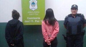 Mamá e hija detenidas por apuñalar al esposo