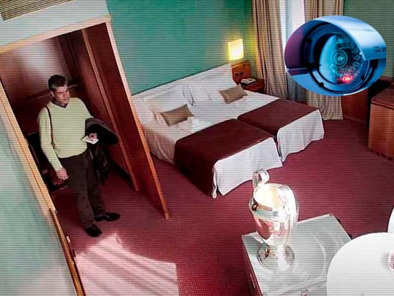 Pervertidos instalaron cámaras ocultas en moteles y transmitían en vivo por internet