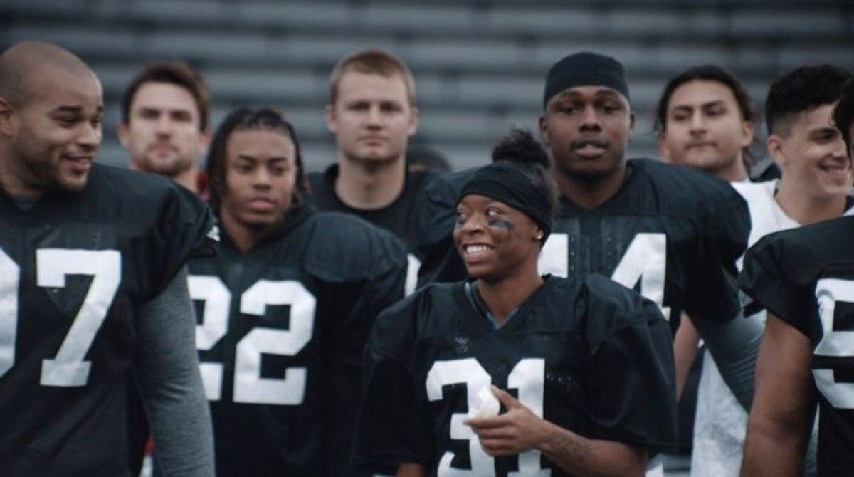 """Mi objetivo es ser la primera mujer en la NFL"": 'Toni' Harris"