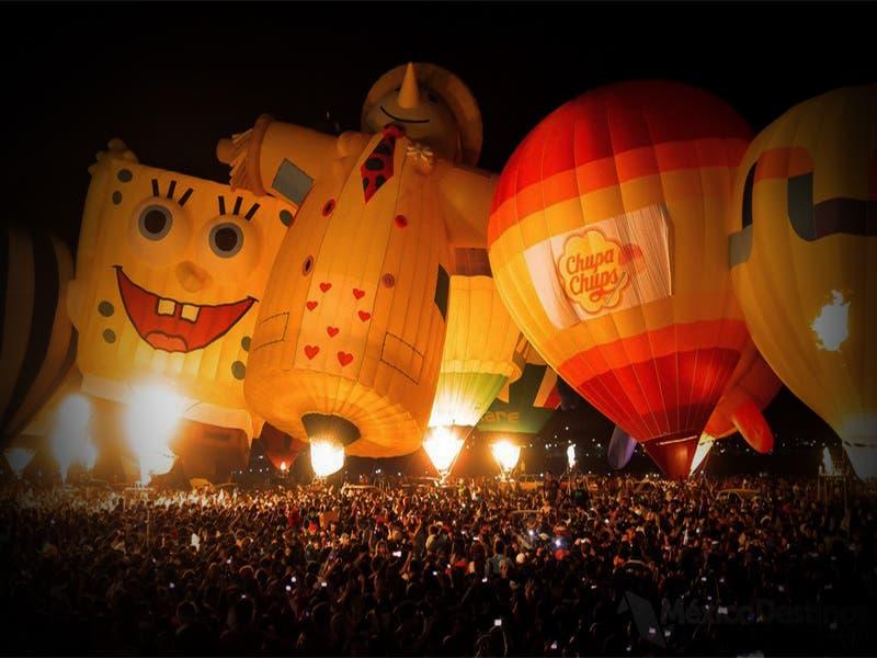 Precios Festival del Globo Cancún