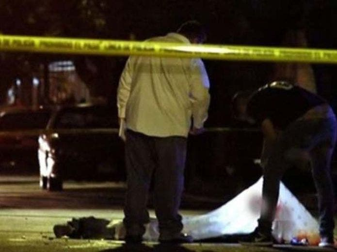 Masacre en fiesta de cumpleaños acaba con 4 muertos y 10 heridos en balacera