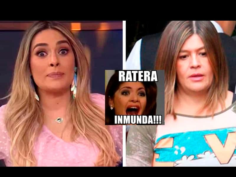Vídeo: ¡Ratera! Martha Figueroa confiesa que le robó a Galilea Montijo
