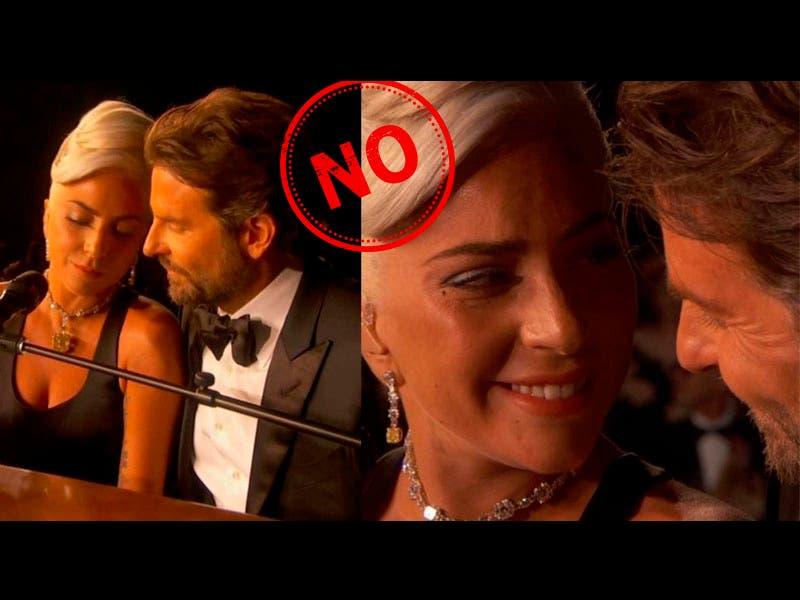 """Vídeo: Lady Gaga: """"No ando saliendo con Bradley Cooper"""" y fue actuación no amor en los Oscars 2019"""