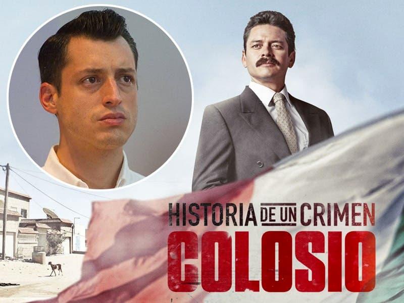 Hijo de Colosio opina sobre la serie de su padre en Netflix