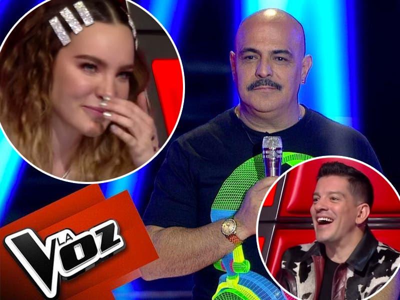 Juan Carlos Casasola participa en La Voz Azteca y lo batean