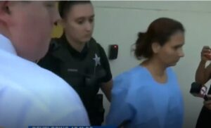 Mamá se la llevan a la cárcel luego de la confesión