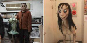Keisuke Aiso , el creador de Momo