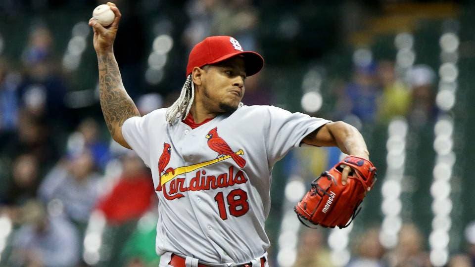 MLB: Carlos Martínez se perderá el inicio de temporada con los Cardenales