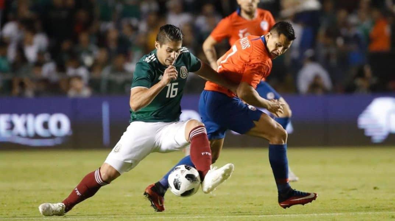 Previa: Horario y dónde ver en vivo México vs Chile en la primera Fecha FIFA 2019