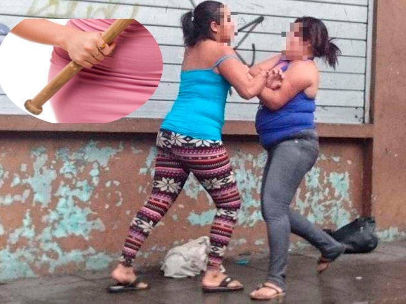 Esposas se pelean, interviene el marido y muere al golpearlo con un bate de béisbol