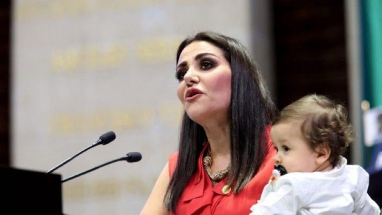"""Vídeo: Diputada """"Estoy hasta la madre"""", así pide seguridad a las mujeres"""