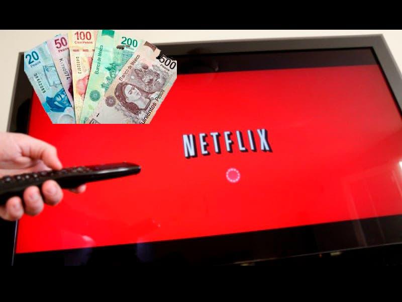 Netflix aumenta precios en México en sus tarifas y se aplicará en Abril