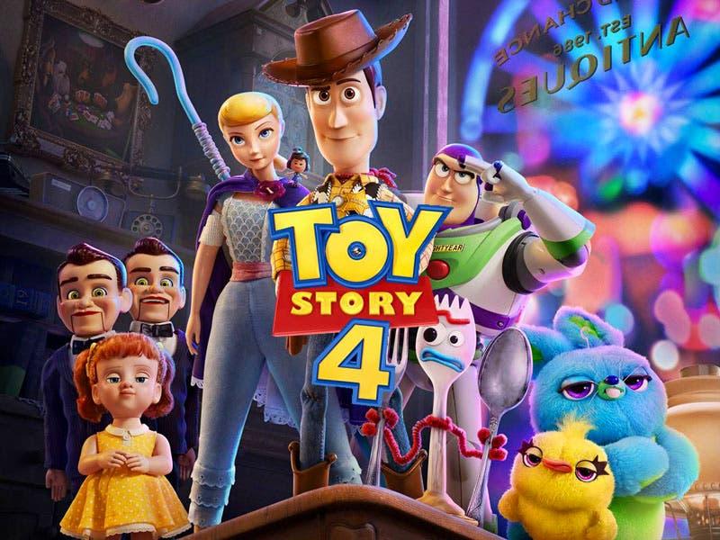 """Nuevo tráiler de """"Toy Story 4"""" revela secretos de los personajes"""